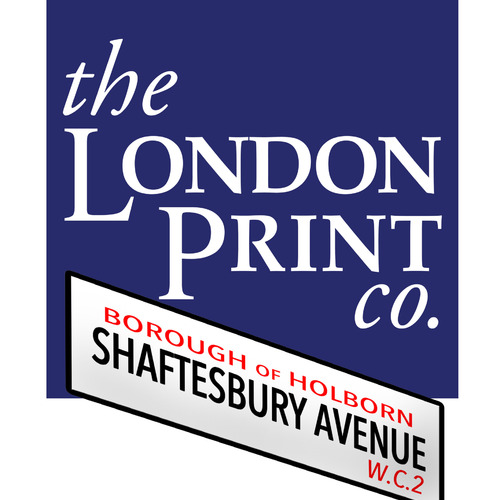 Printing, design and web in London