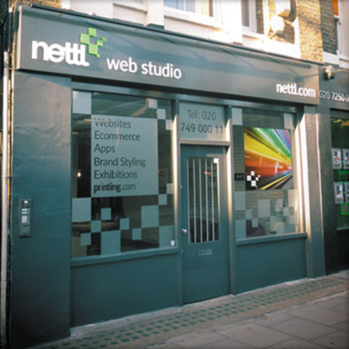 Printing, design and web in London - Clerkenwell & City