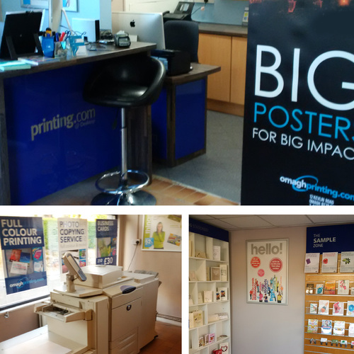 Printing, design and web in County Tyrone, Northern Ireland