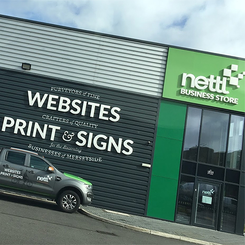 Printing, design and web in Liverpool
