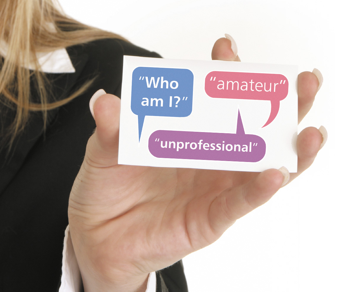 What Does Your Business Card Say About You Printing Blog