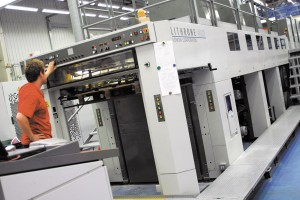 Komori SP Small