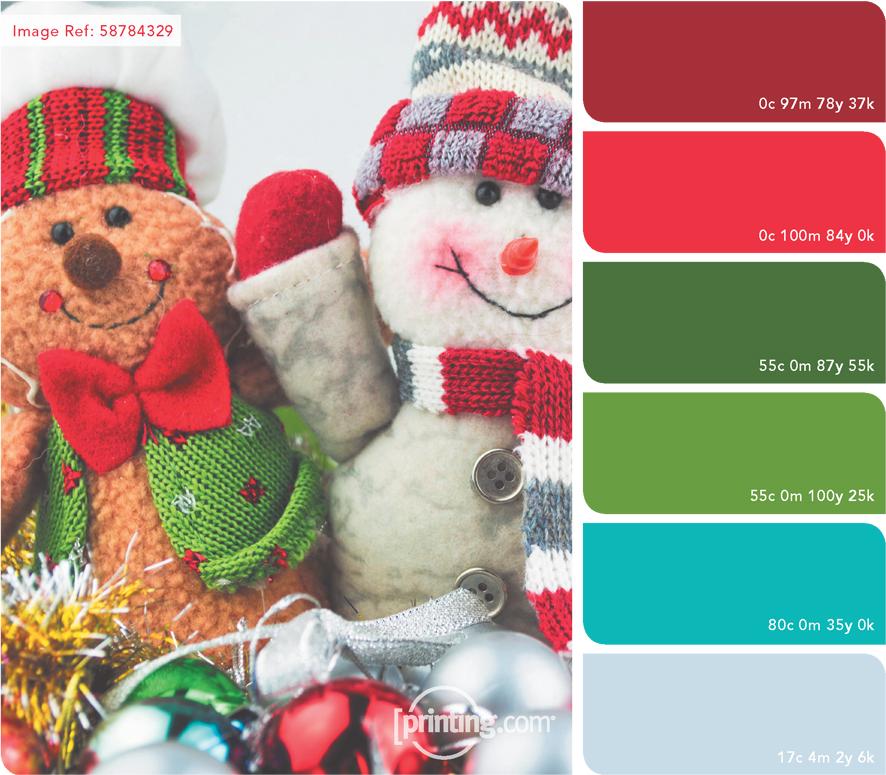Colour Inspiration December