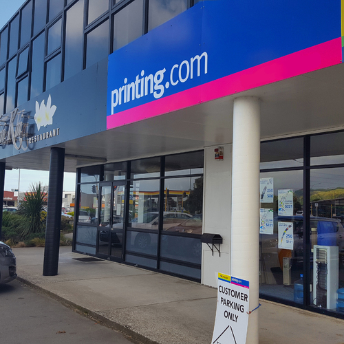 Printing, design and web in Paraparaumu
