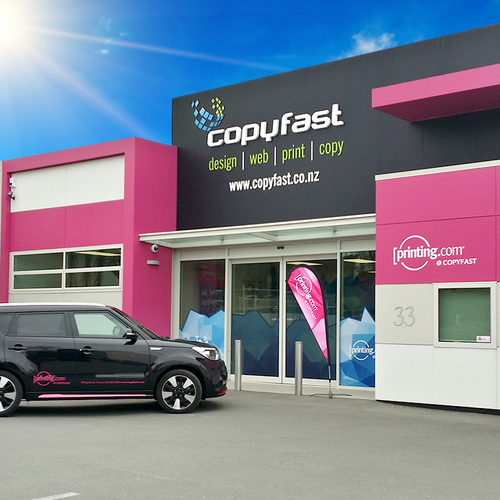 Printing, design and web in Timaru