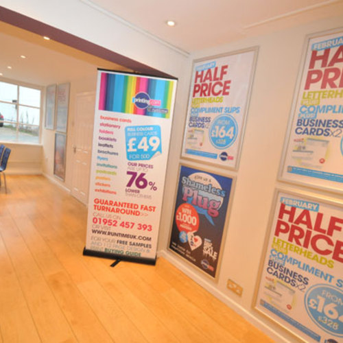 Printing, design and web in Telford