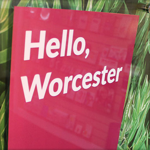 Printing, design and web in Worcester