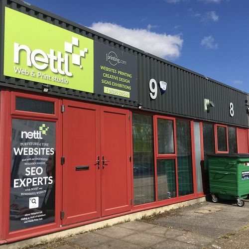 Printing, design and web in Aylesbury