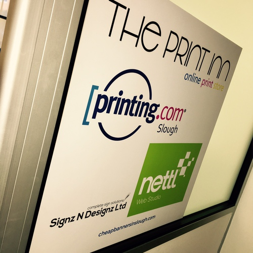Printing, design and web in Slough