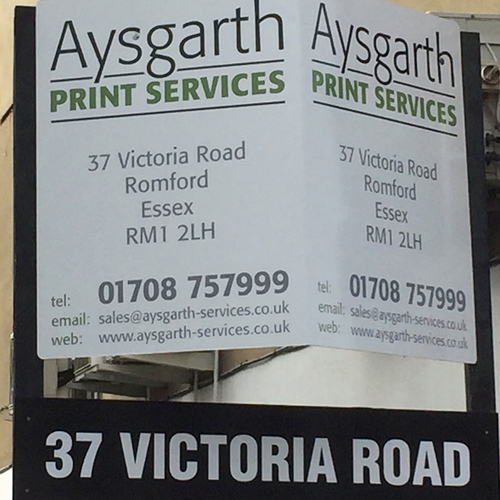 Printing, design and web in Romford