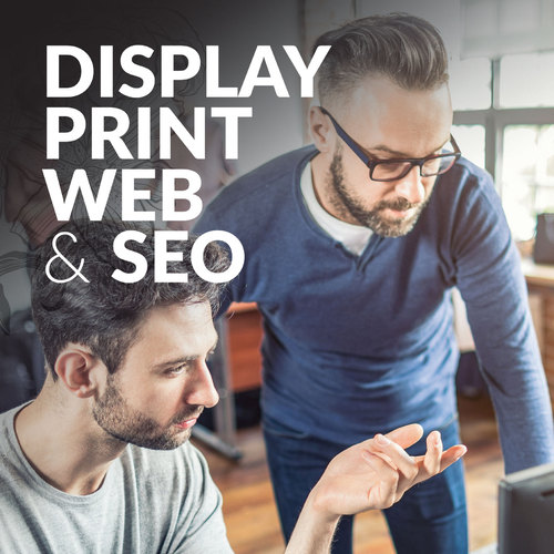 Printing, design and web in Dublin South