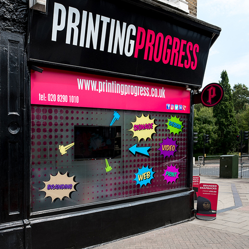Printing, design and web in Bromley