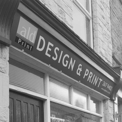 Printing, design and web in South Yorkshire