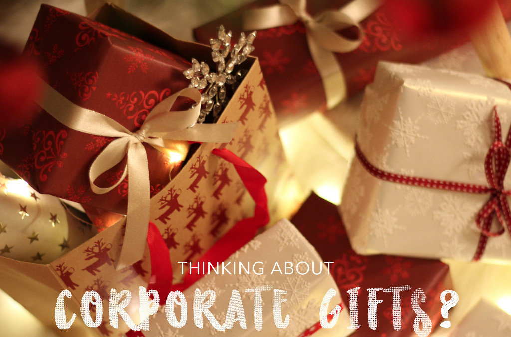 Corporate Christmas Gifts – Bah Humbug