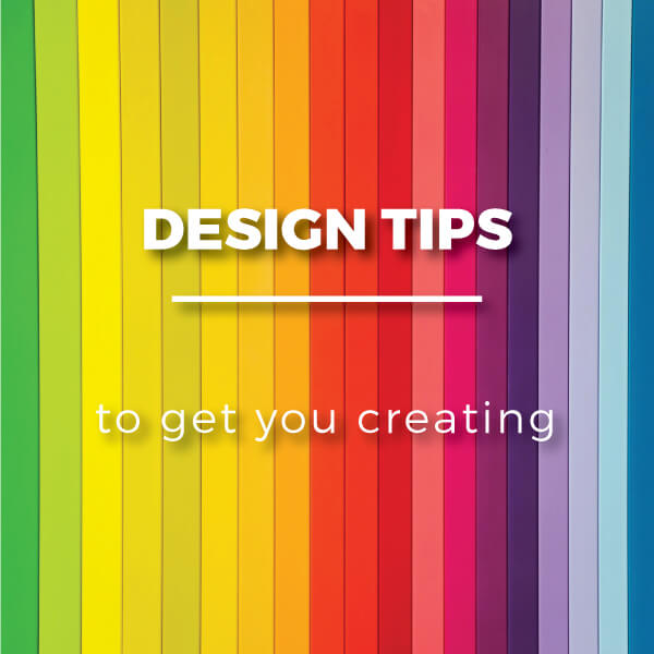 Basic Design Tips