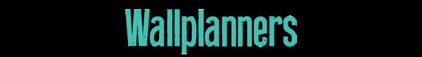 Wallplanners