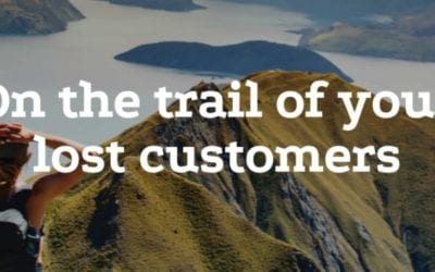 On the trail of your lost customers