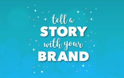 Tell a story with your brand
