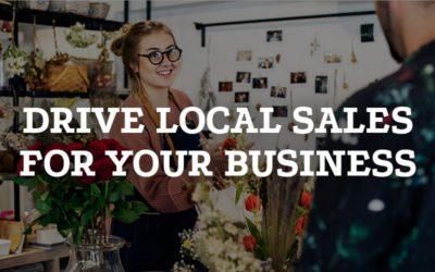 Drive Local Sales